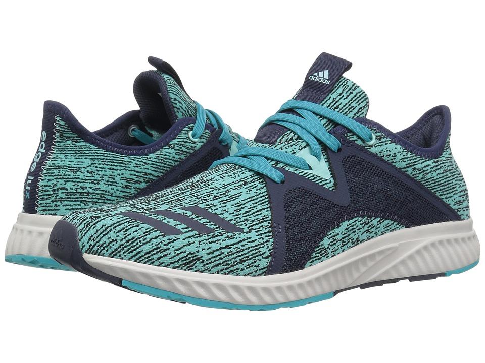 adidas Running Edge Luxe 2 (Energy Aqua/Trace Blue/Grey One) Women