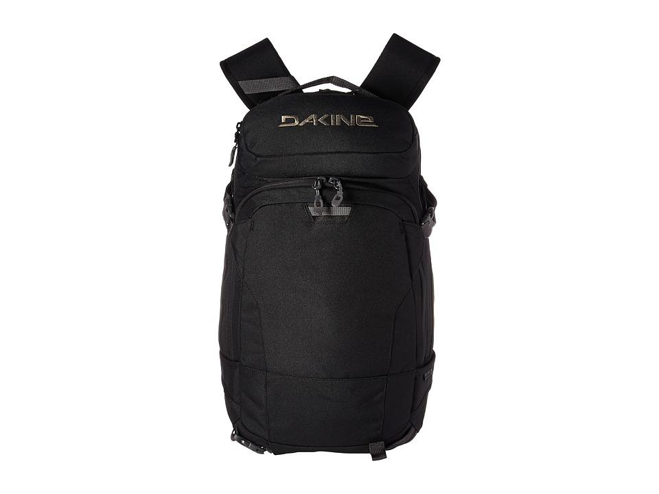 Dakine - Heli Pro Backpack 20L (Black) Backpack Bags