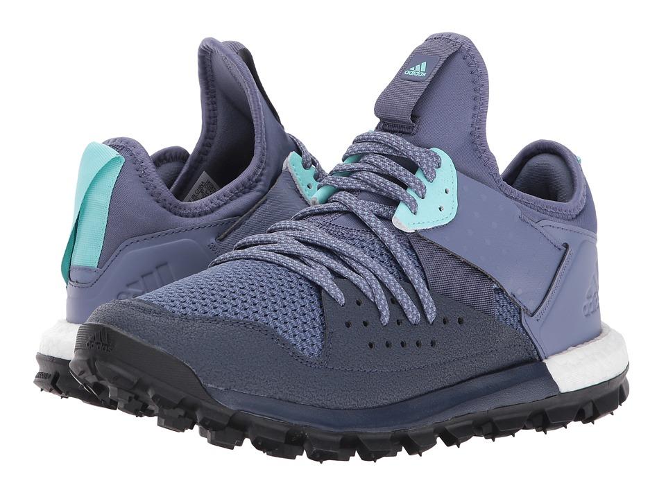 adidas Running - Response TR (Super Purple/Footwear White/Energy Aqua) Womens Running Shoes