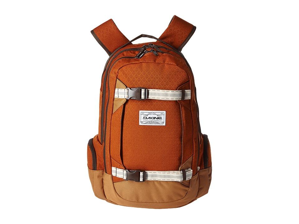 Dakine Mission 25L (Copper) Backpack Bags