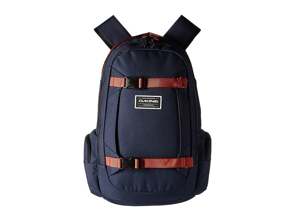Dakine Mission 25L (Dark Navy) Backpack Bags