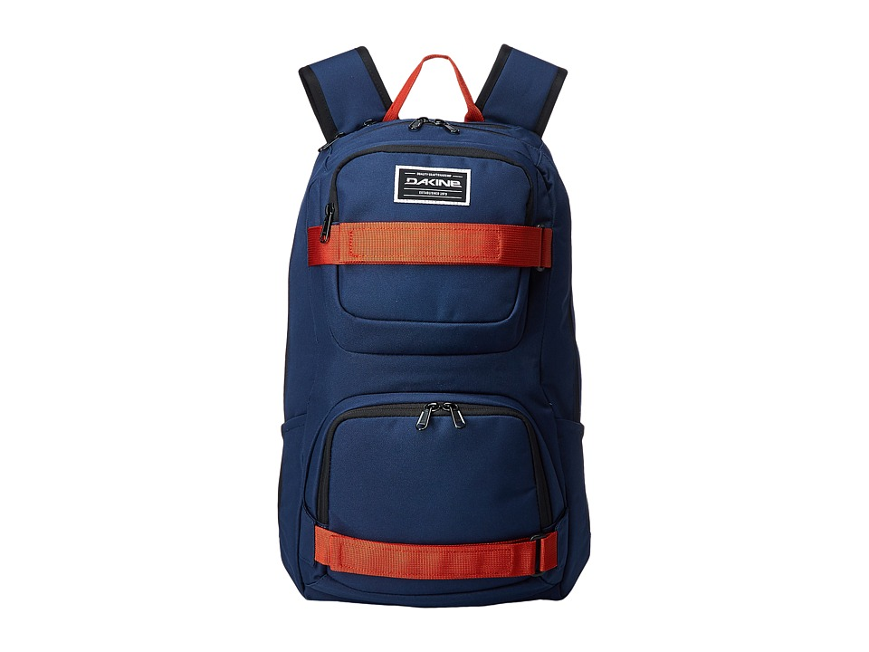 Dakine - Duel 26L (Dark Navy) Backpack Bags