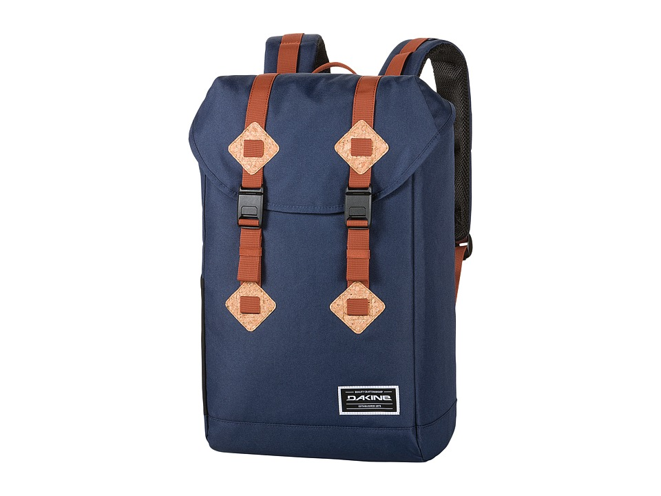 Dakine Trek II Backpack 26L (Dark Navy) Backpack Bags