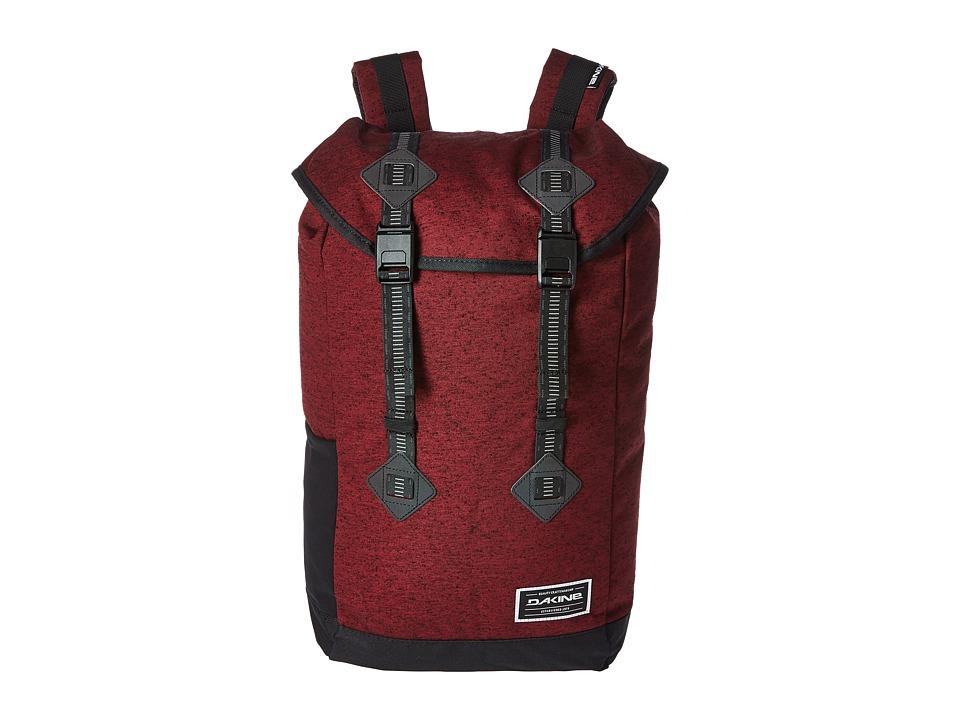 Dakine Trek II Backpack 26L (Bordeaux) Backpack Bags