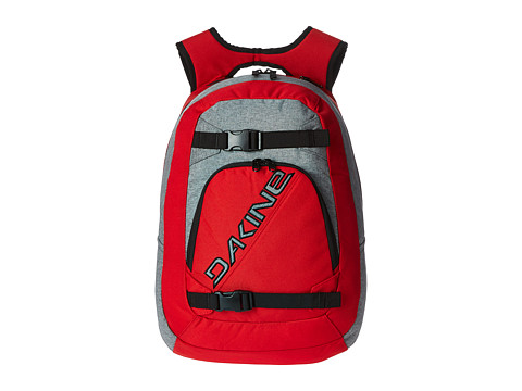 Dakine Explorer Backpack 26L - Red 2