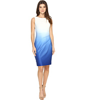 Calvin Klein - Sleeveless Starburst Ombre Sheath CD7MHB4P