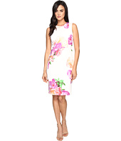 Calvin Klein - Floral Sheath Dress CD7ME923