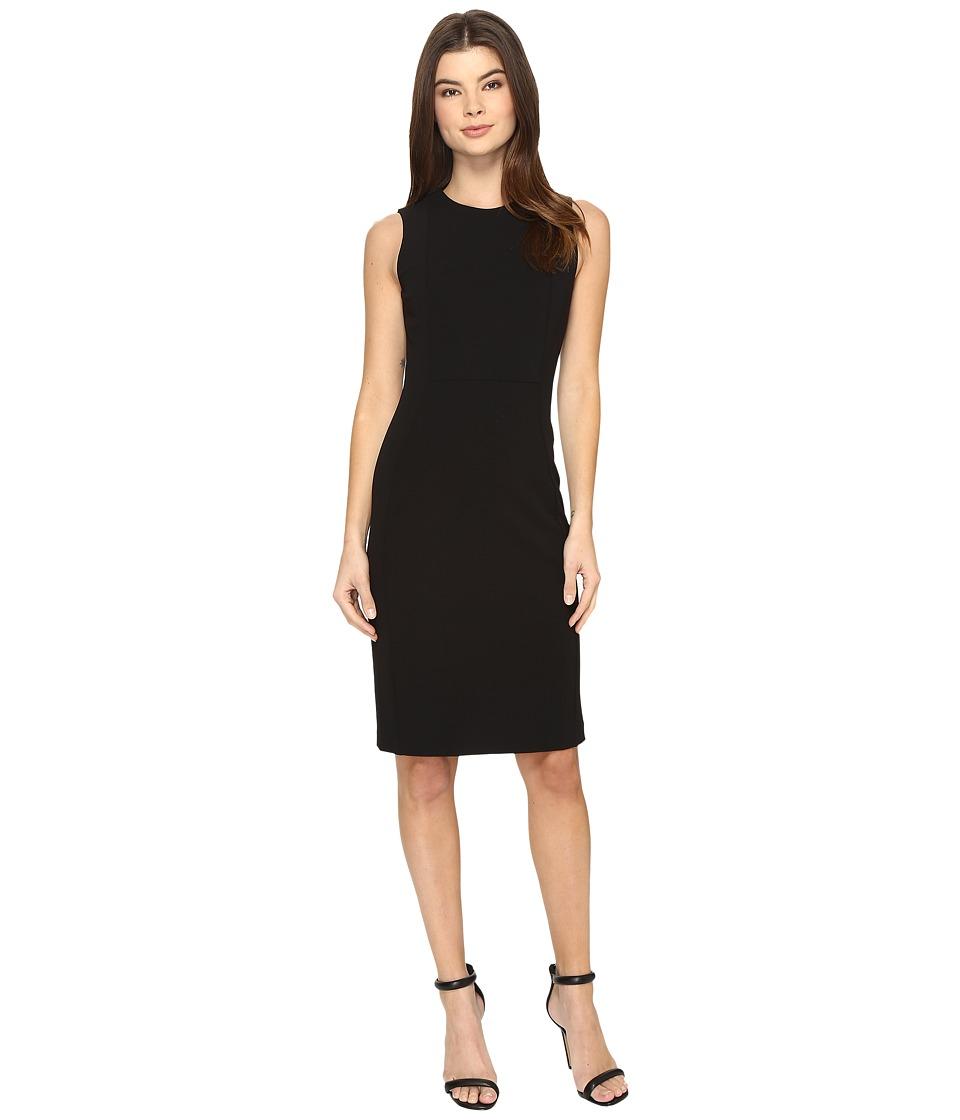 Calvin Klein Princess Panel Sheath CD7C1A00 (Black) Women