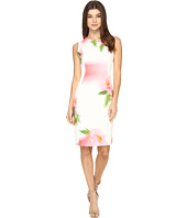 Calvin Klein - Blurred Floral Print Dress CD7MD923