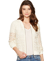 Jack by BB Dakota - Manuel Crochet Lace Bomber
