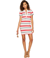 Jack by BB Dakota - Lijah Stripe Knit + Rib Trim Dress