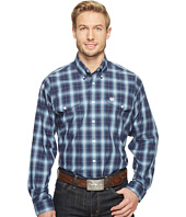 Cinch - Long Sleeve Plain Weave Plaid Double