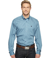 Cinch - Long Sleeve Plain Weave Solid