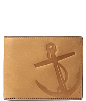 Fossil - RFID Troy Large Coin Pocket Bifold