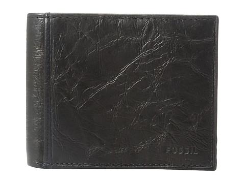 Fossil RFID Ingram Bifold - Black