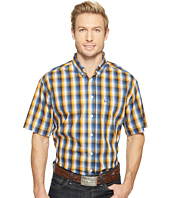 Cinch - Short Sleeve Athletic Plaid