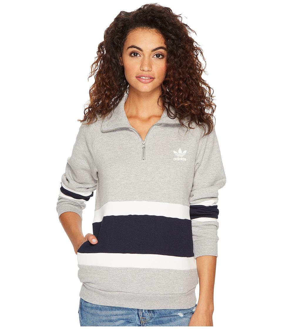 adidas Originals - 1/2 Zip Sweater