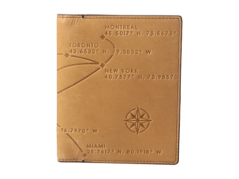 Fossil American Cities Passport Case