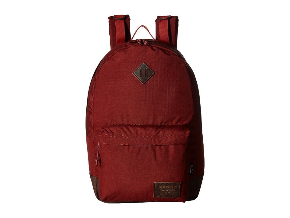 Burton Kettle Pack (Fired Brick Ripstop Cordura) Backpack Bags