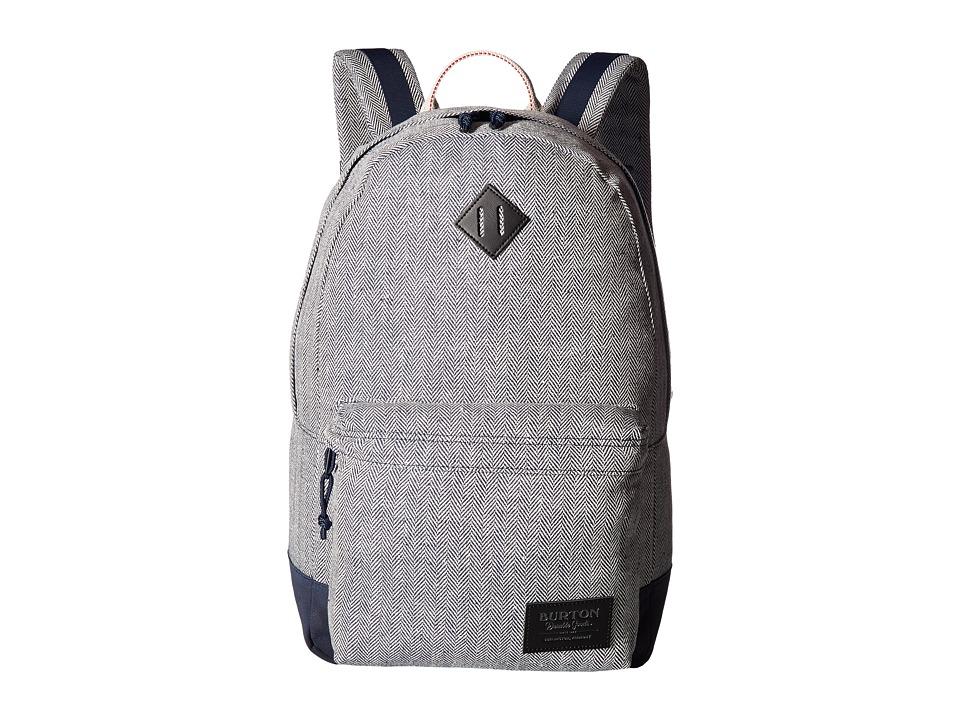 Burton Kettle Pack (Eclipse Herringbone) Backpack Bags