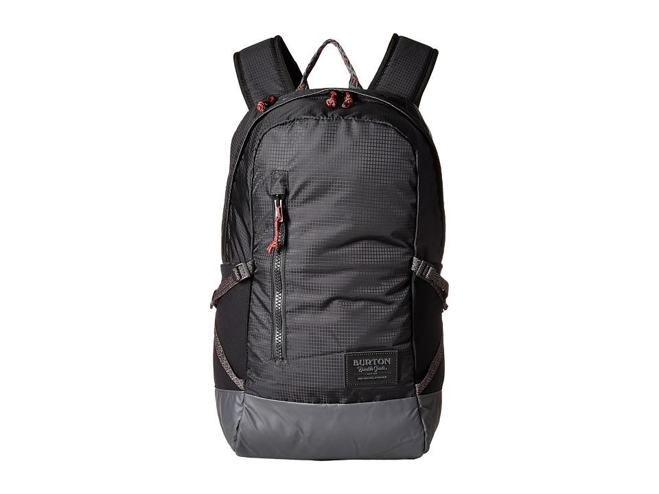 Burton Prospect Backpack (True Black Mini Rip) Backpack Bags