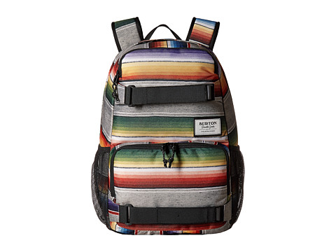 Burton Treble Yell Pack - Bright Sinola Stripe