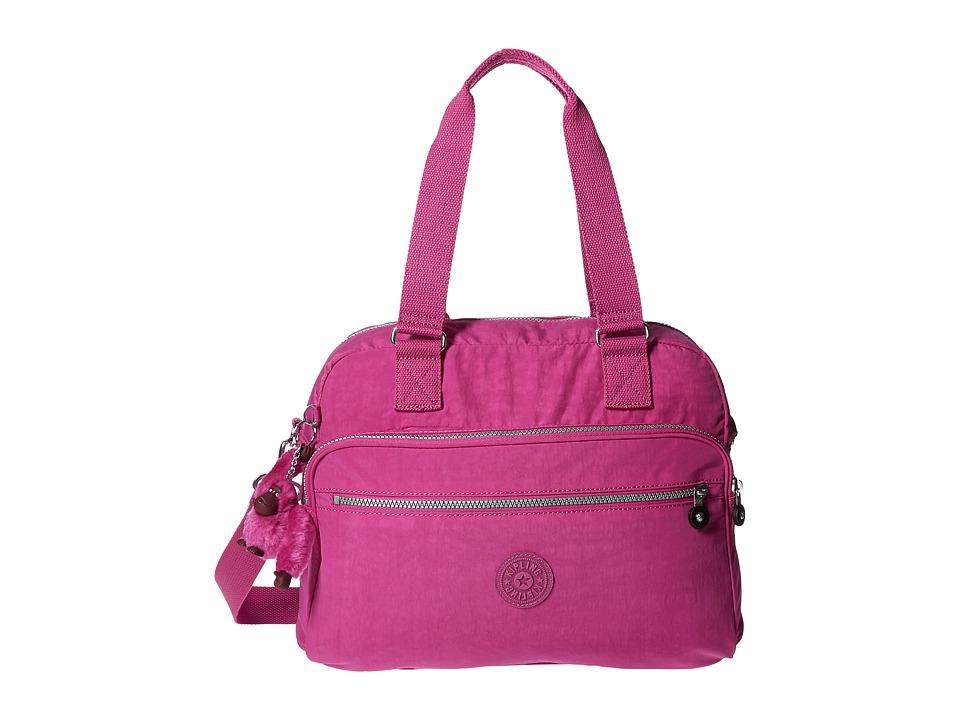 Kipling - New Weekend Bag (Very Berry) Bags