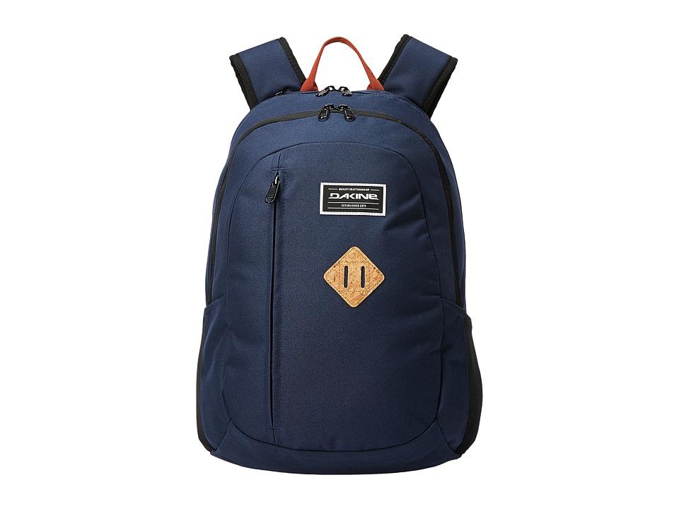 Dakine Factor Backpack 22L (Dark Navy) Backpack Bags