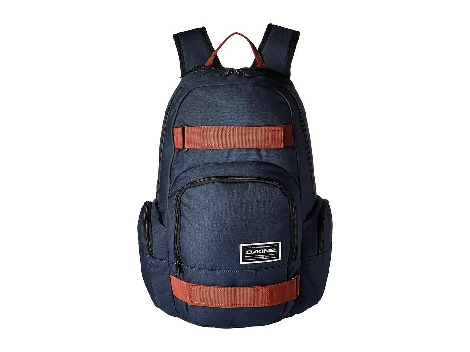 Dakine Atlas Backpack 25L (Dark Navy) Backpack Bags