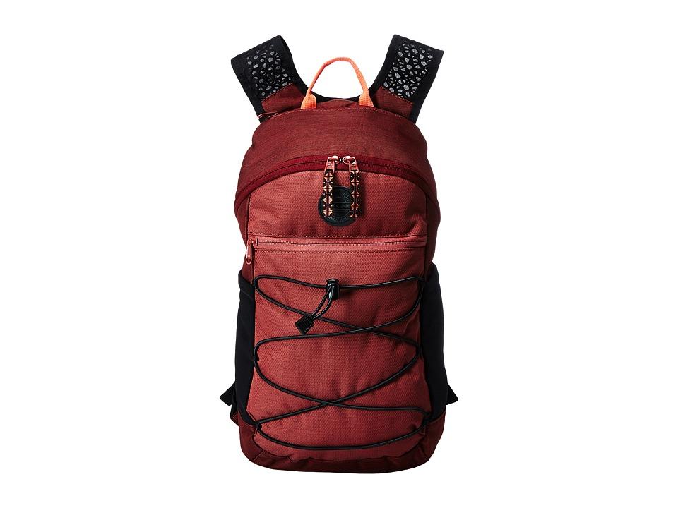 Dakine Wonder Sport Backpack 18L (Burnt Rose) Backpack Bags