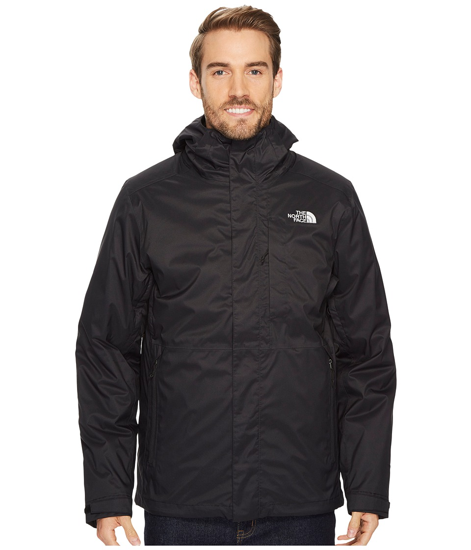The North Face Altier Down Triclimate Jacket (TNF Black/TNF Black) Men