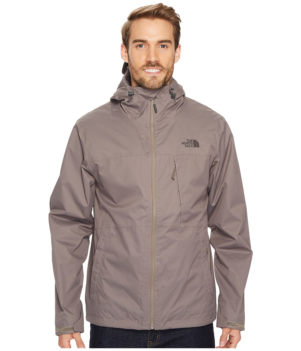 The North Face Arrowwood Triclimate Jacket (Falcon Brown/Asphalt Grey) Men