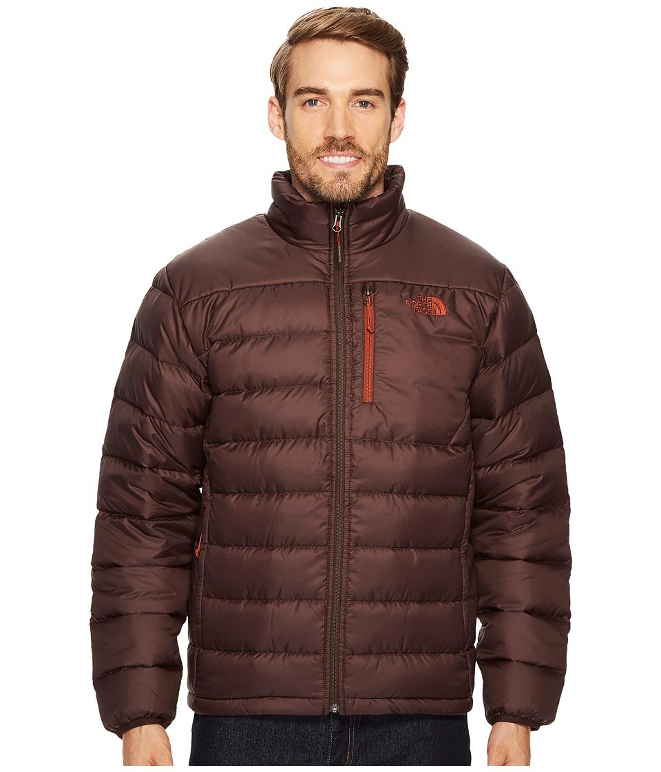 The North Face Aconcagua Jacket (Brunette Brown) Men