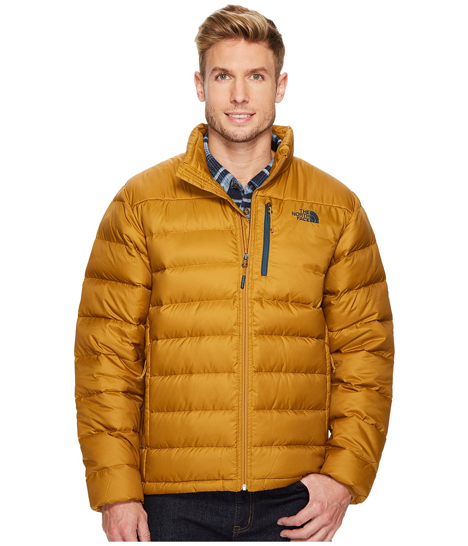 The North Face Aconcagua Jacket (Golden Brown) Men