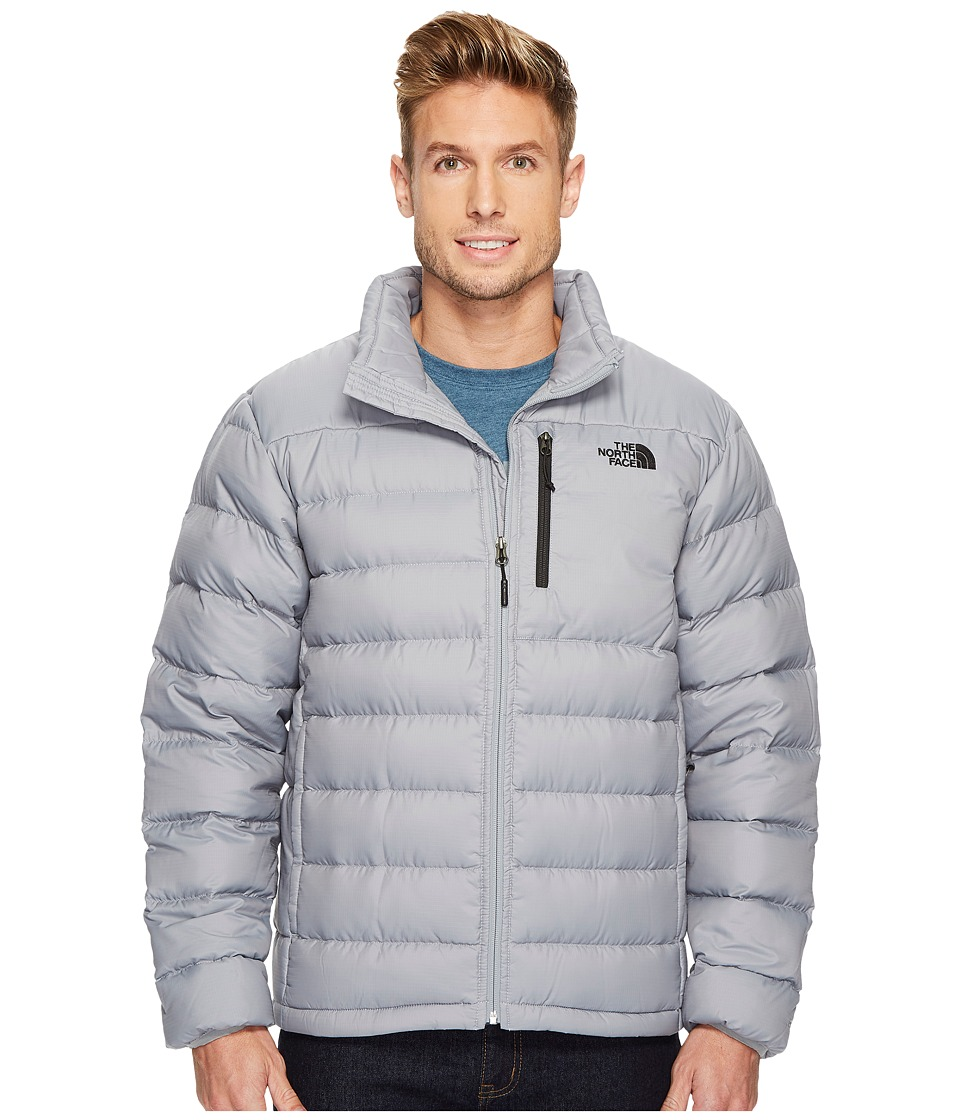 The North Face Aconcagua Jacket (Monument Grey) Men