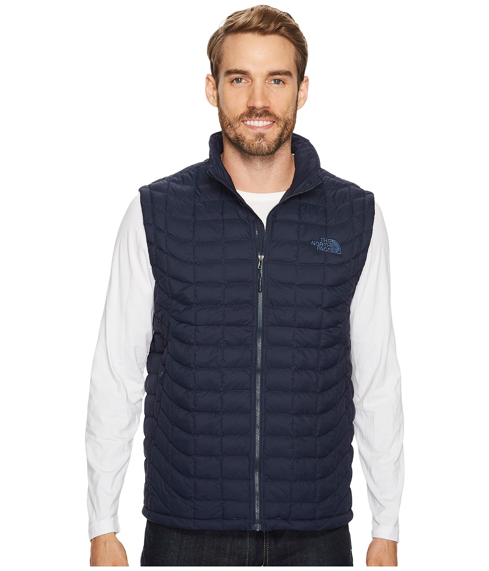 The North Face Thermoball Vest (Urban Navy Matte) Men