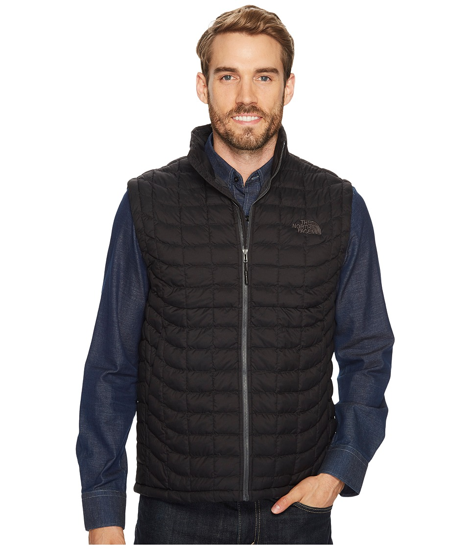 The North Face Thermoball Vest (TNF Black Matte) Men