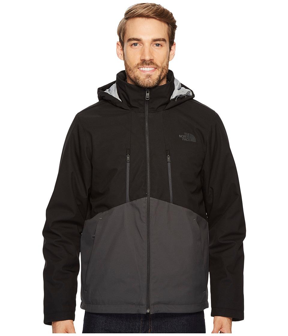 The North Face Apex Elevation Jacket (TNF Black/Asphalt Grey) Men