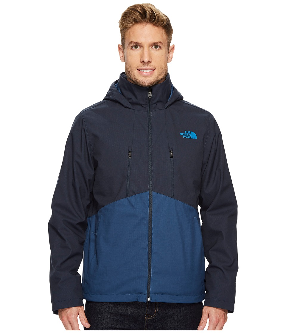 The North Face Apex Elevation Jacket (Urban Navy/Shady Blue) Men
