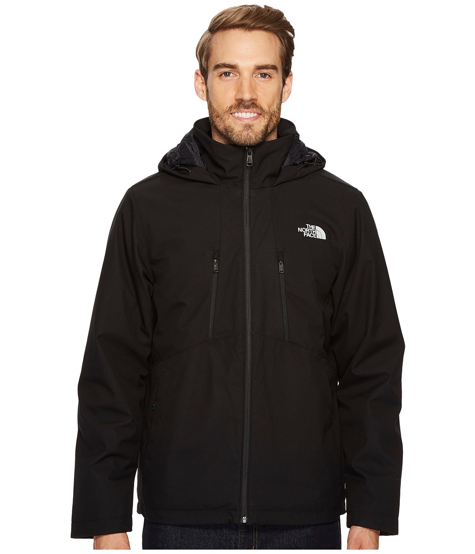 North Face Apex Elevation Jacket (TNF Black/TNF Black) Me...
