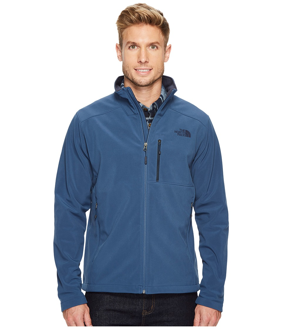 The North Face Apex Bionic 2 Jacket (Shady Blue/Shady Blue) Men