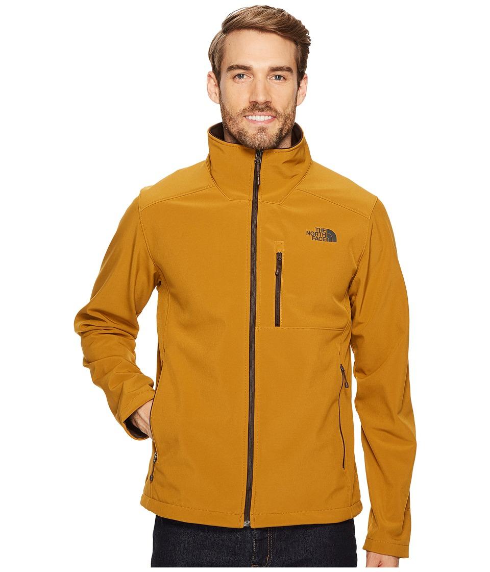 The North Face Apex Bionic 2 Jacket (Golden Brown/Golden Brown) Men