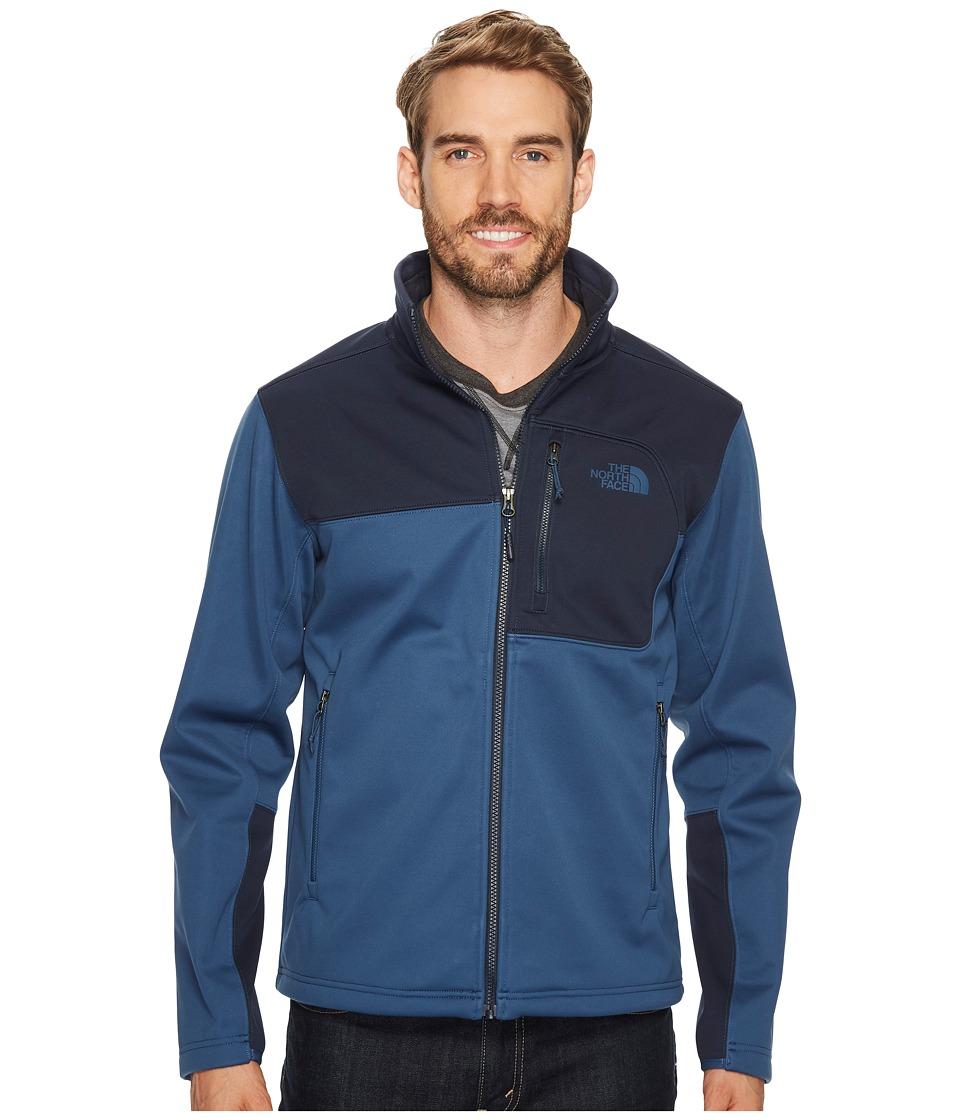 The North Face Apex Risor Jacket (Shady Blue/Urban Navy) Men