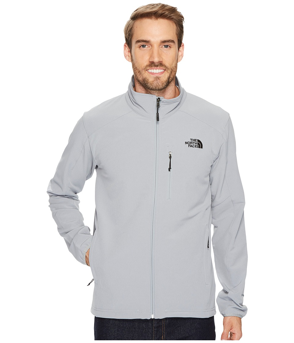 The North Face - Apex Pneumatic Jacket (Monument Grey/Monument Grey) Mens Coat