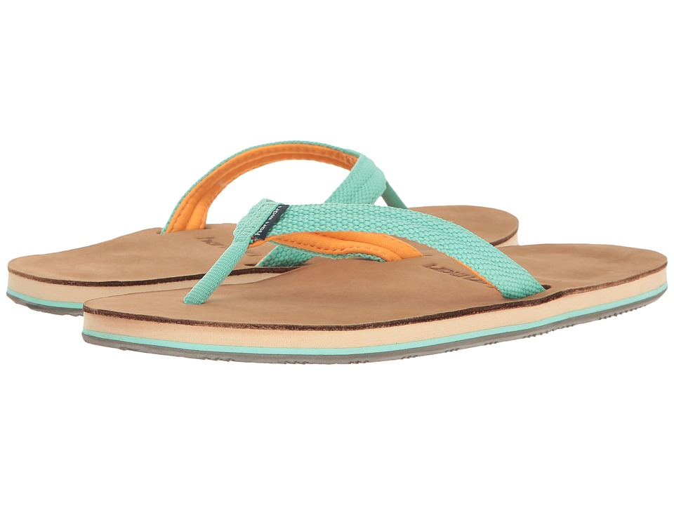 Hari Mari - Scouts (Mint/Orange) Womens Sandals