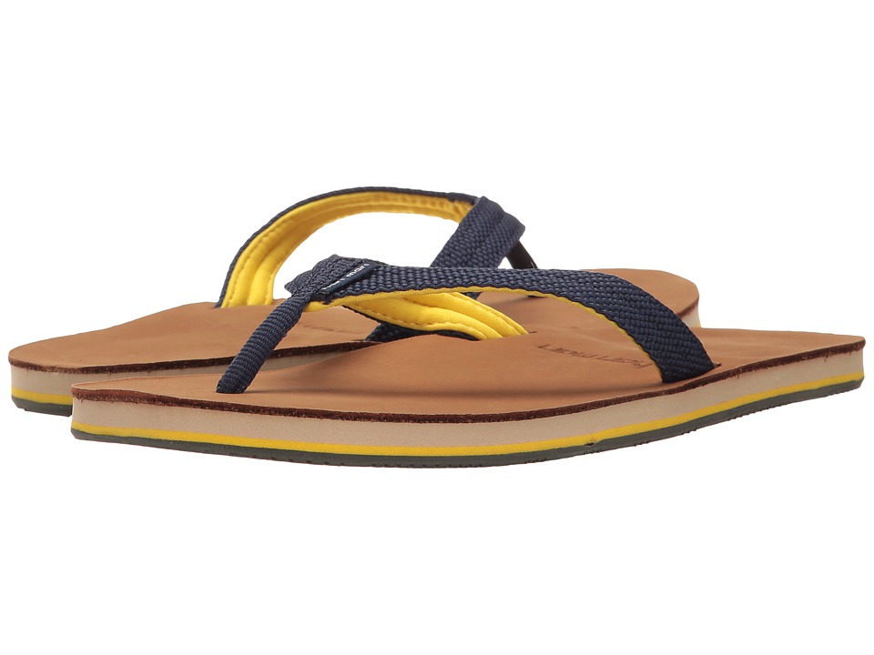 hari mari Scouts (Navy/Yellow) Sandals