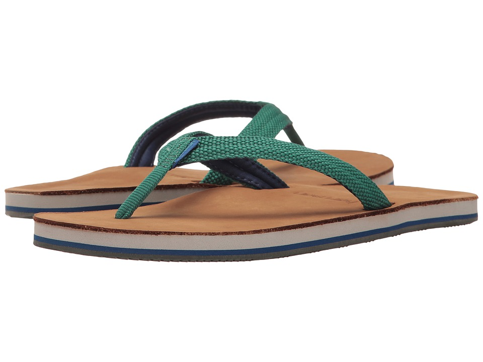 hari mari Scouts (Emerald/Blue) Sandals