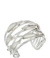 Robert Lee Morris - Sculptural Petal Cut Out Cuff Bracelet
