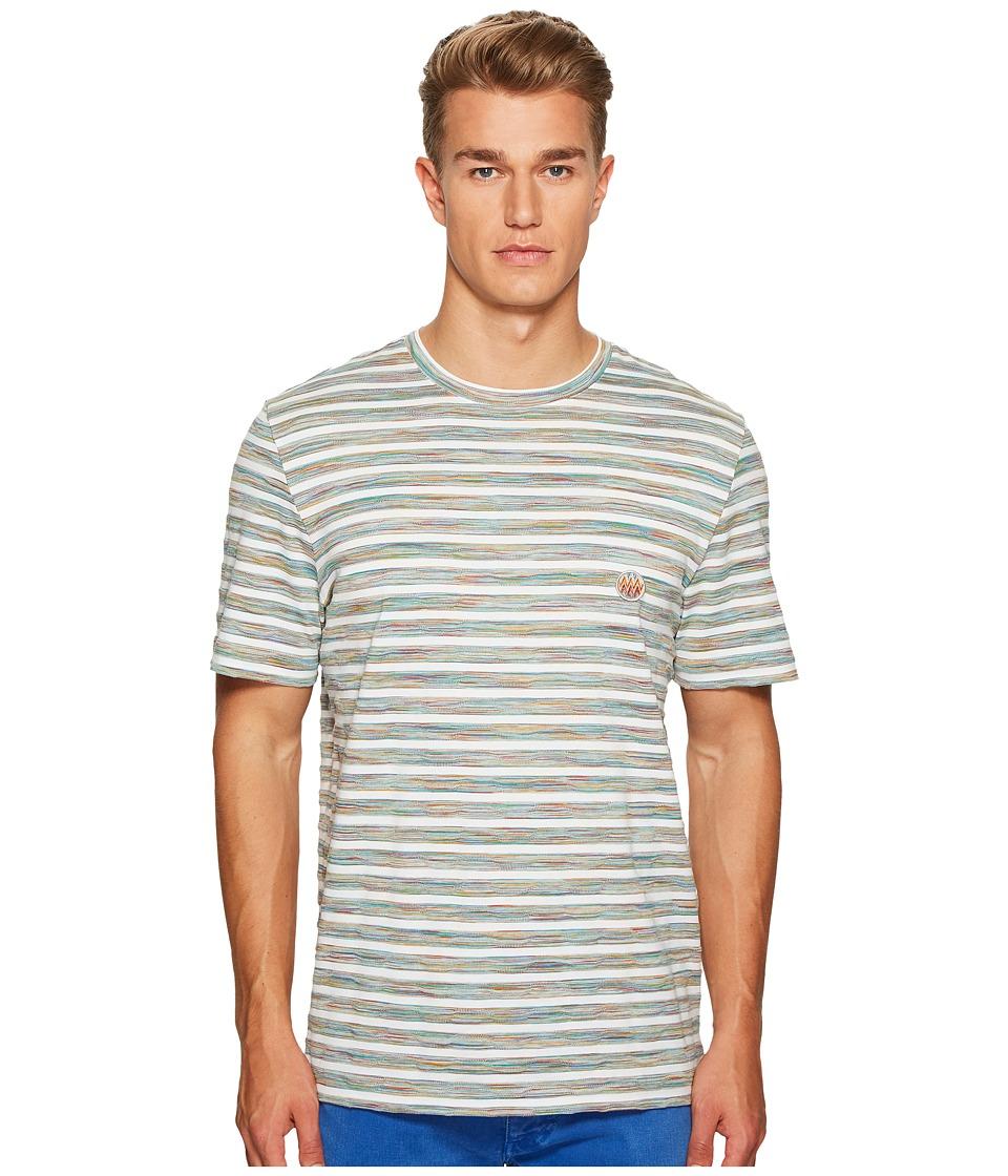Missoni - Mare Operato Rigato T-Shirt