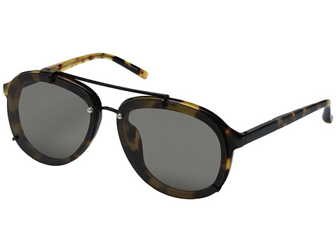 3.1 Phillip Lim PL162C1SUN - T-Shell/Black/Dark Brown